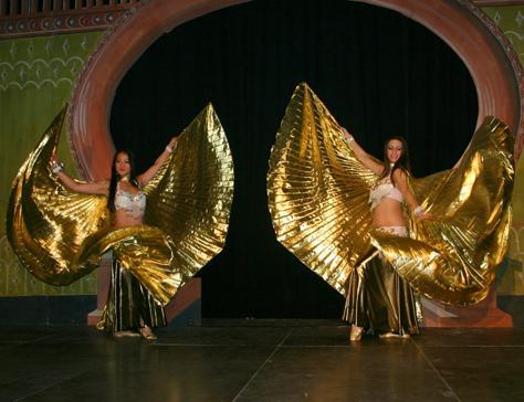 Buikdans optreden Dance Passion