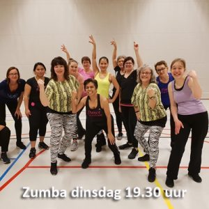 Zumbales Dance Passion dinsdag 19.30 uur